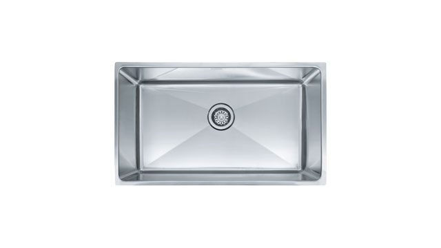 Www Franke Kitchen Sinks : Franke Kitchen Sinks Professional Series PSX110309 Stainless Steel