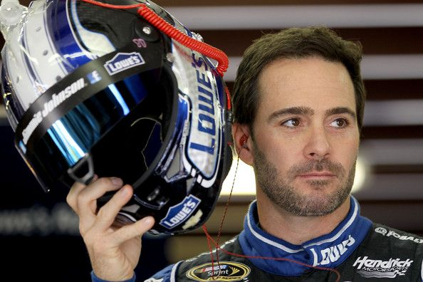 Jimmie Johnson Photos New Hampshire Motor Speedway Day 1
