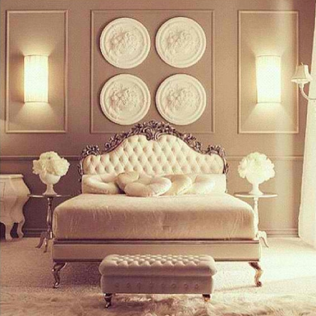 classy chic bedroom for the home pinterest