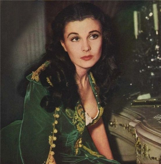 Scarlett o 39 hara gone with the wind pinterest for Who played scarlett o hara in gone with the wind