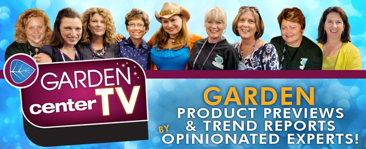 Preview the latest garden products and plants as seen in garden shows all over the world! With Shirley Bovshow and her posse of opinionated gardening experts!