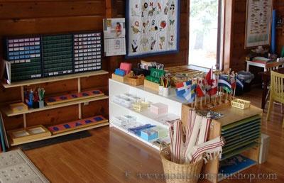Preparing to start a new school year from Montessori Print Shop