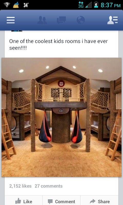 Best Room Ever Pictures : Best kids room ever.  Best Kid Rooms  Pinterest