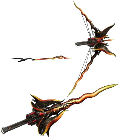 Genji Bow Weapon | Final Fantasy XIII-2 | Pinterest