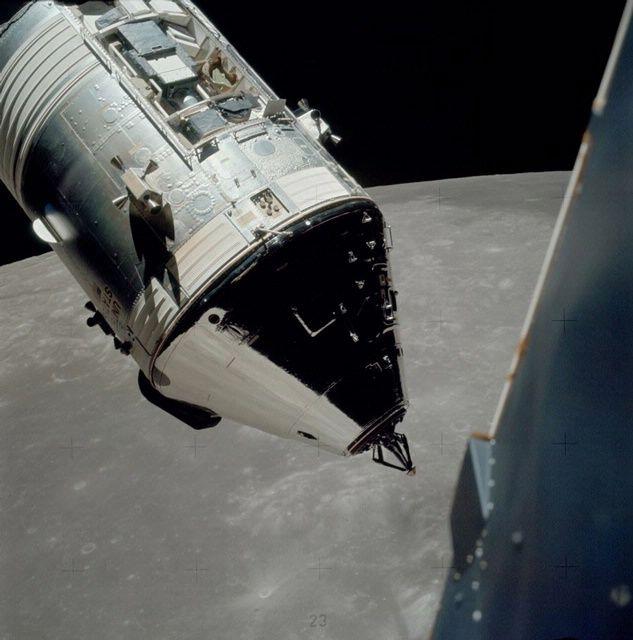 Apollo 17 Command and Service Module | ☆ ☆Solar System ...