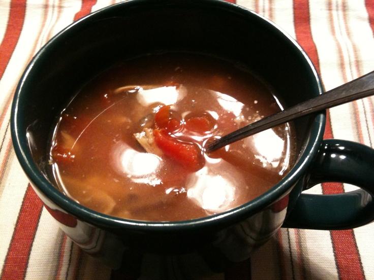 Easy Crock-Pot Turkey Soup | Recipe