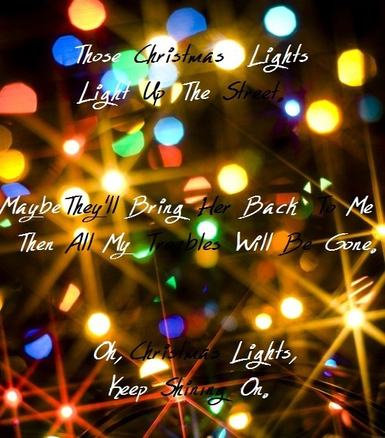 Christmas Lights--Coldplay | Coldplay and all the stuffs... | Pintere ...