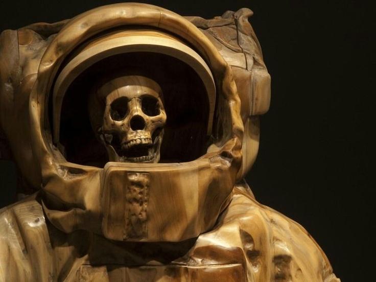 Dead Astronaut Pics About Space