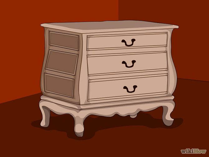 How To Distress Wood Furniture