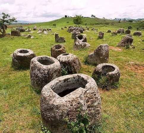 "Hundreds of Ancient ""Giant Jars"" Found In Laos? Befd153449bf1db35ab70dd2de1ccac1"