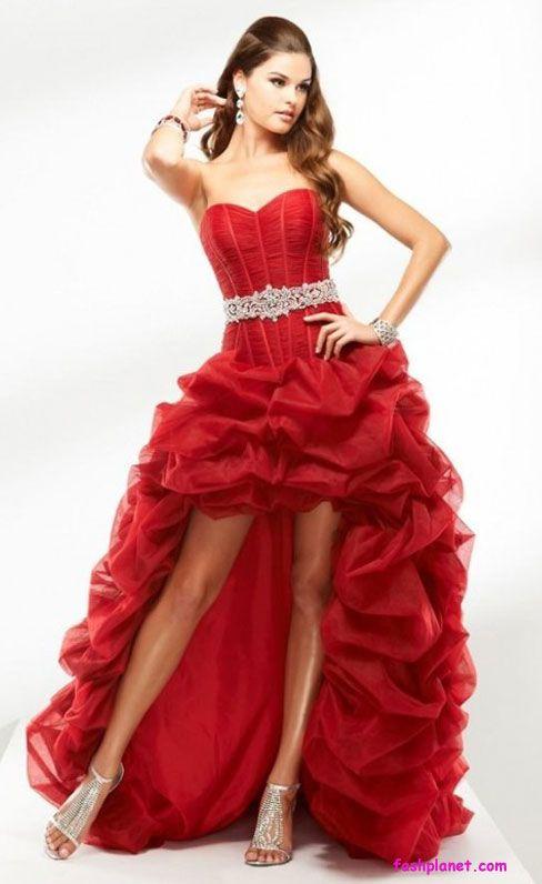 Short red wedding dress lovin 39 life pinterest for Red dresses for a wedding