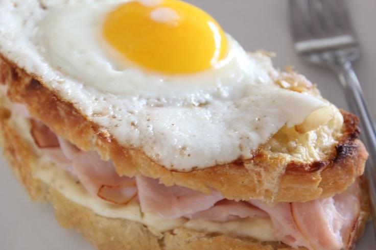 Croque Madame or Croque Monsieur | Breakfast & Brunch | Pinterest