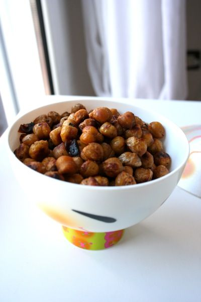... roasted chick peas guess i m not really one for roasted chick peas