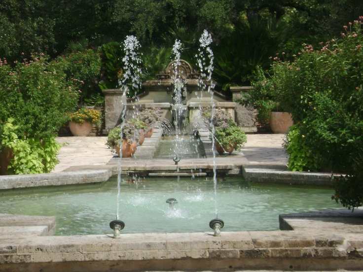 San Antonio Botanical Gardens Photo Shoot Location Possibilities Ne