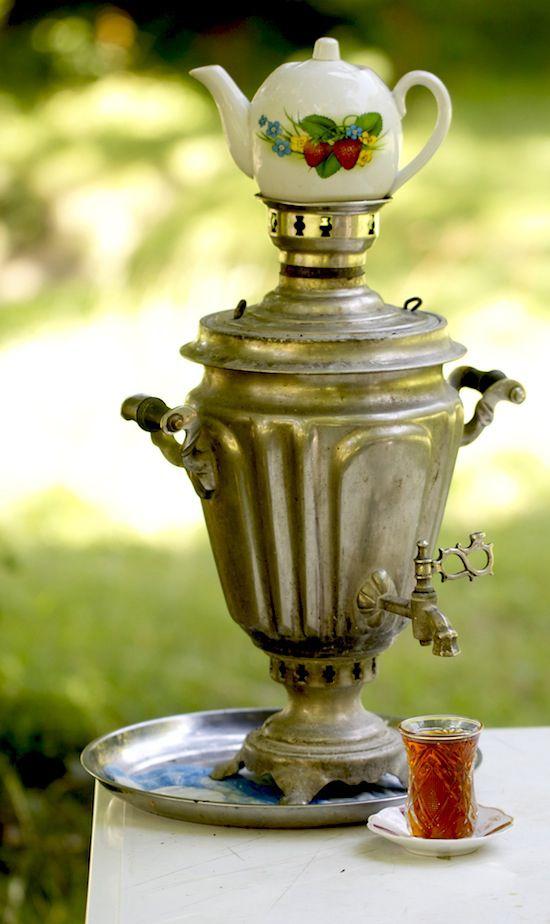 samovar tea in ismayilli azerbaijan cup of tea pinterest. Black Bedroom Furniture Sets. Home Design Ideas