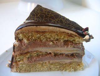 ... Daring Bakers: Hazelnut Gateau with Praline Buttercream | SugarHero