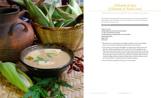 Diana Kennedy Chileatole de elote | Food-Mexican | Pinterest
