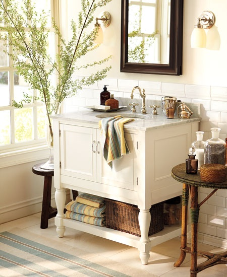 Barn House Sink : Country Sink from Pottery Barn Home Sweet Home Pinterest