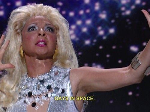 gays in space