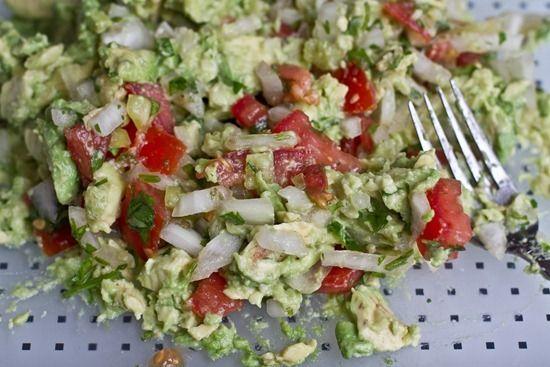 pico de gallo and guacamole | simply delicious | Pinterest