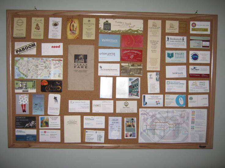 ephemera board