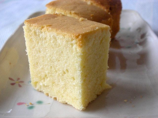 Cream Cheese Pound Cake | Cakes & Cupcakes | Pinterest