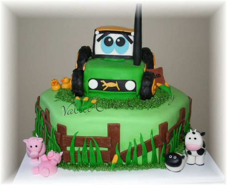 Images Of Tractor Birthday Cake : Pinterest: Discover and save creative ideas