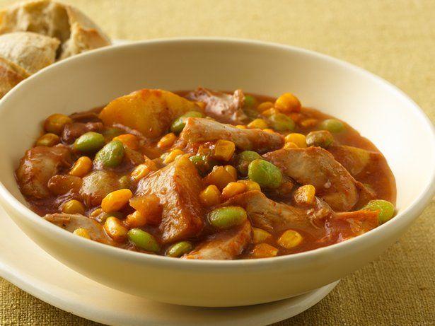 Slow Cooker Chicken Brunswick Stew | Chew | Pinterest