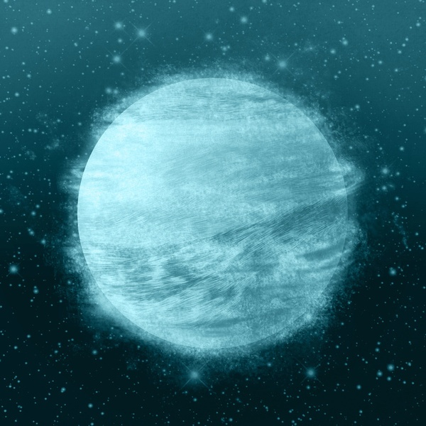 Ice Planet Art Print by Chase Kunz