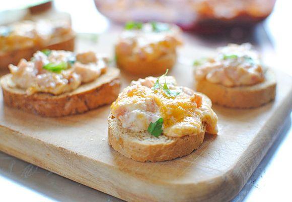 Hot Ham and Cheese Dip | Recipe