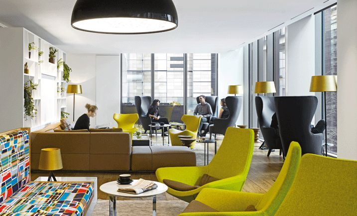 Lend Lease Offices By Woods Bagot Offices Pinterest