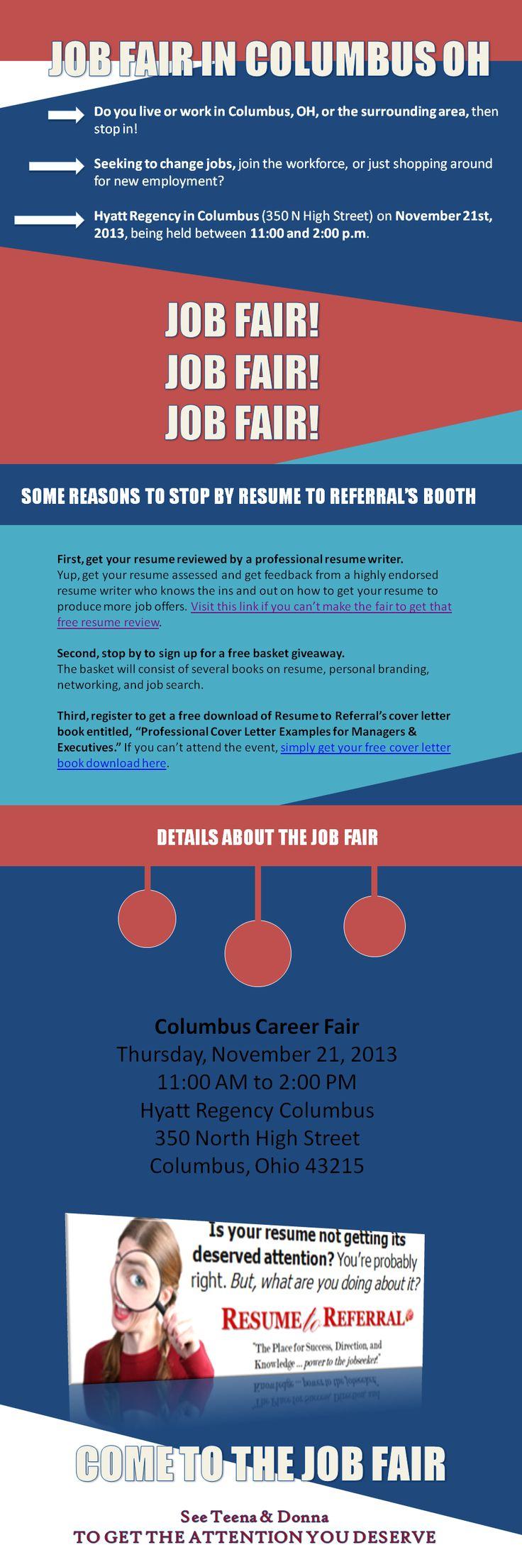 Resume for job fair