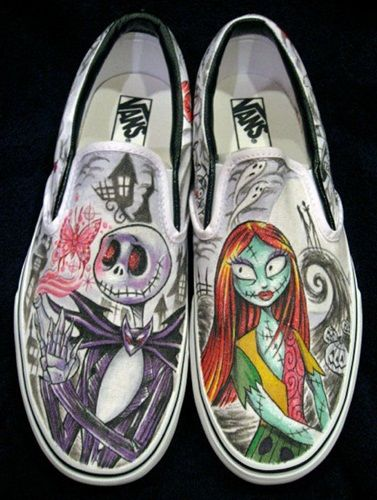 guess i just want nightmare before christmas shoes