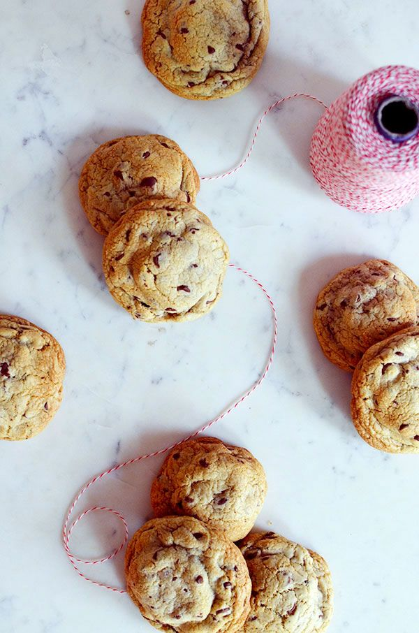Oreo Stuffed Chocolate Chip Cookies | nourish | Pinterest