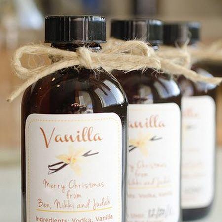Homemade Vanilla Extract | recipes to try | Pinterest