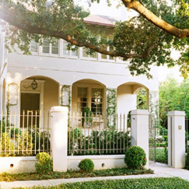 Front door gate   Home ️ Outdoor Living   Pinterest