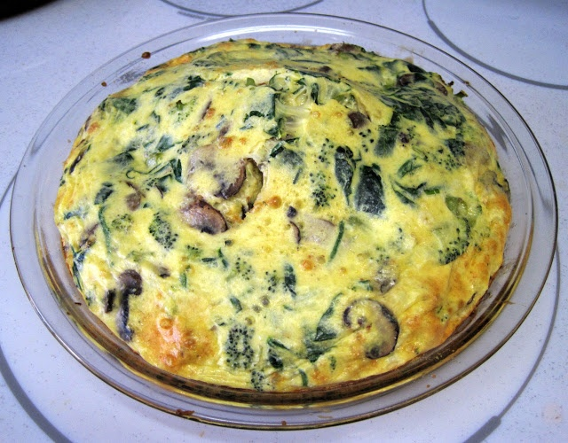 healthy frittata recipe | Recipes | Pinterest
