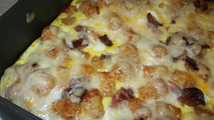 Easy Breakfast Casserole | Yummy Foods | Pinterest