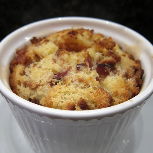 Cornbread pudding | Breads....YUMMY !!!! | Pinterest