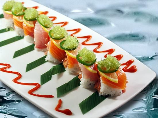 sushi presentation ideas - Google Search | Sushi ...