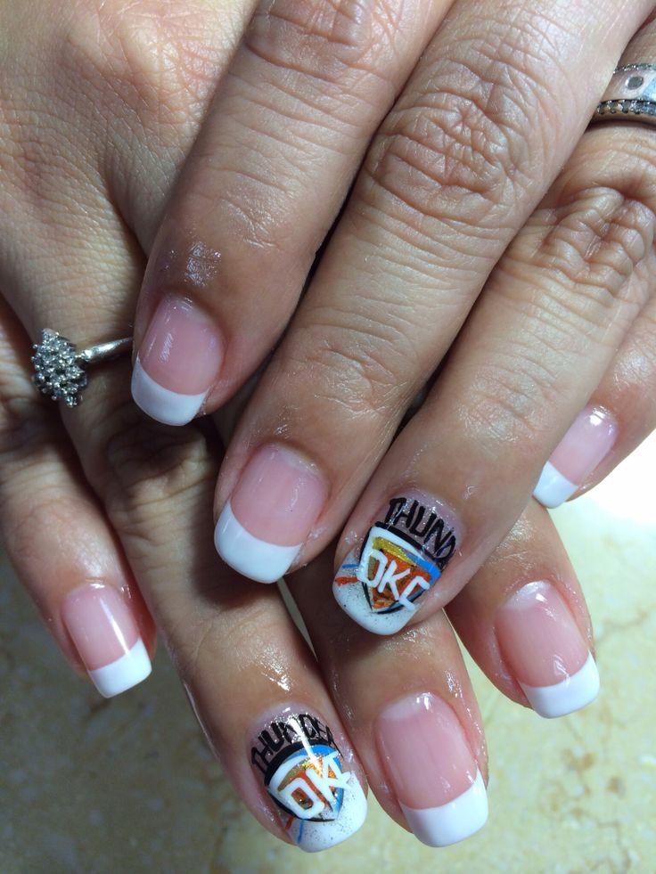 Thunder nails | Thunder Nails | Pinterest