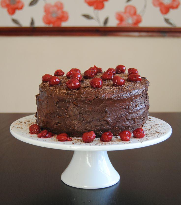 Vegan Cherry Chocolate Cake Recipes — Dishmaps