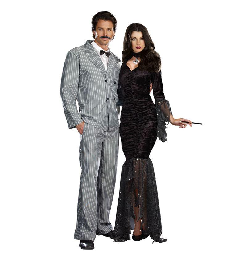 Morticia and Gomez Add...