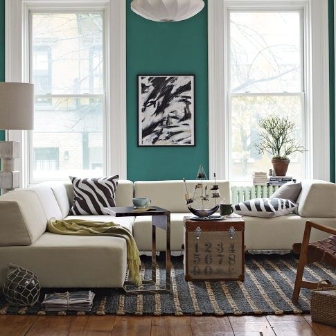 Green Accent Wall Extraordinary With Green Accent Wall | The HGTV in Me | Pinterest Pictures
