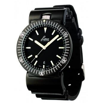 Relojes Sumergibles 20atm: Reloj Laco Squad de Cuarzo  http://www.tutunca.es/reloj-laco-squad-cuarzo-pvd-negro-superluminova