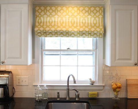 Kitchen window treatments ideas recipes i have to try pinterest - Pinterest kitchen window treatments ...