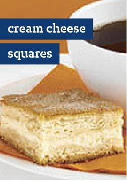 Cream Cheese Squares | 5. Food Recipes 5 | Pinterest