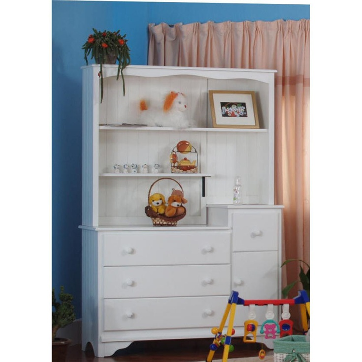 Changing table hutch for allison pinterest