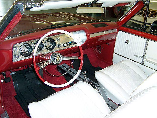 Malibu/Malibu SS in red/white