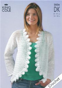 Crochet Patterns King Cole : Crochet Patterns